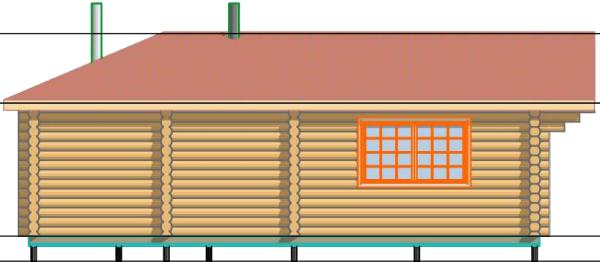 Фасад 3 - фото