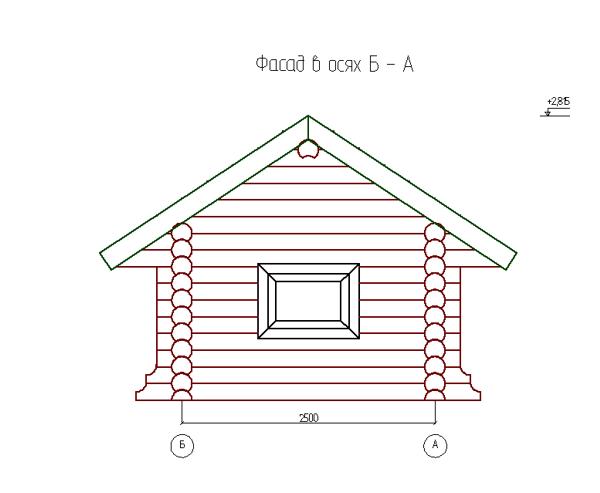 Фасад 1. - фото