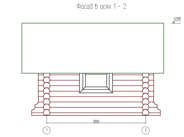 Фасад 2 - фото