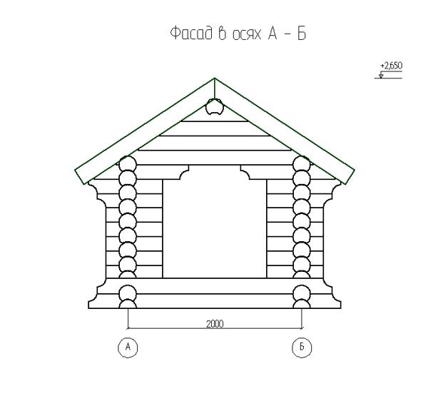 Фасад 1 - фото