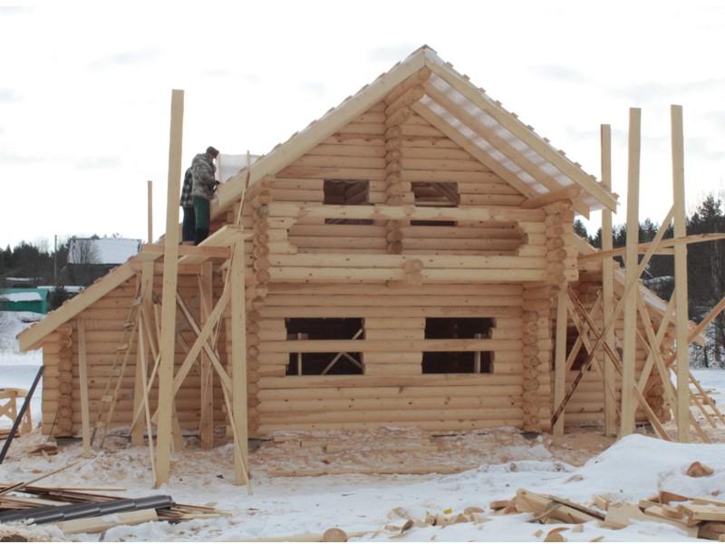 Строительство дома - фото 1