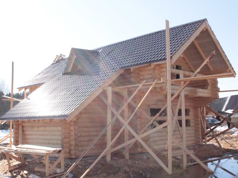 Строительство дома - фото 2