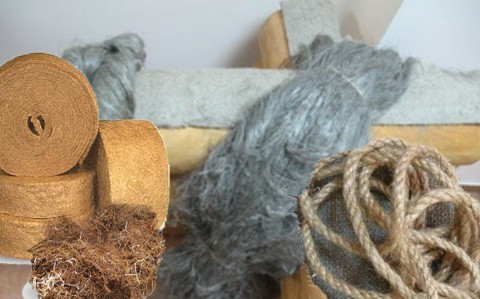 Конопатка бревенчатого сруба - фото2