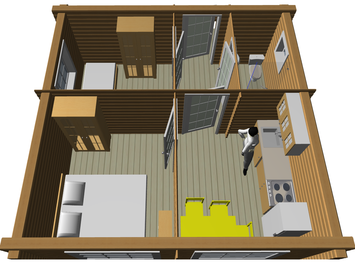 Дома с террасой недорого - фото 8