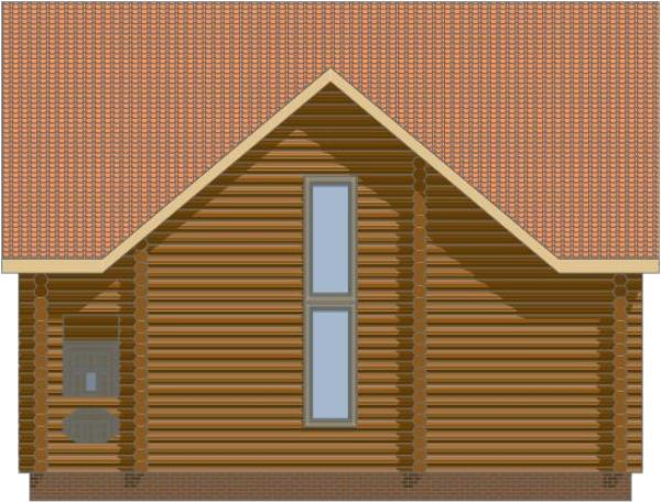 Фасад дома - фото 3