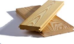 Искусственное старение древесины (браширование) - прекрасный декор бревенчатого дома!