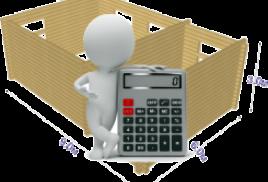 Как производится расчет стоимости сруба дома или бани