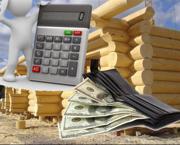 Как разумно экономить на строительстве бревенчатого дома